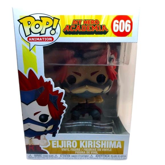 My Hero Academia Eijiro Kirishima Funko Pop